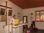 Poświęcenie witraży we Wrzącej